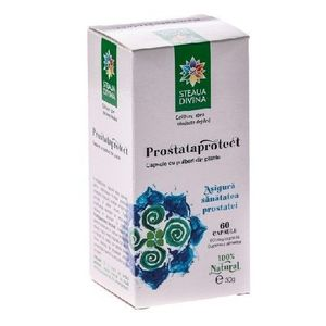 Prostata Protect 60cps Steaua Divina imagine