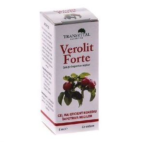 Verolit Forte 5ml imagine