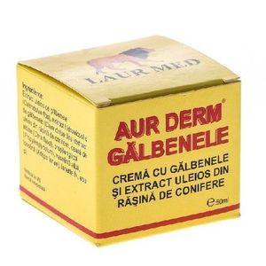 Aur Derm Crema cu Galbenele 50ml imagine