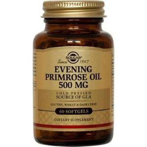 Evening Primrose Oil 500mg 30cps Solgar imagine