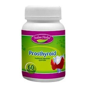 Prosthyroid 60cps Indian Herbal imagine