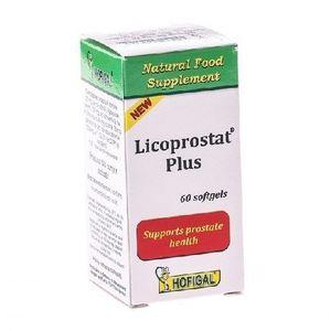 Licoprostat Plus 60cps moi Hofigal imagine