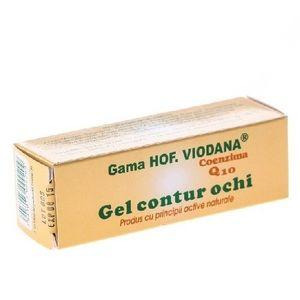Gel Contur Ochi Q10 30ml Hofigal imagine