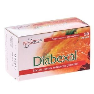 Diabexal 50cps Farma Class imagine