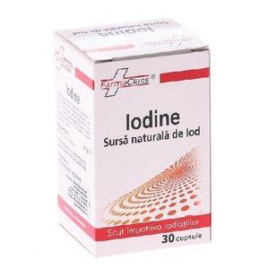 Iodine 30cps Farma Class imagine