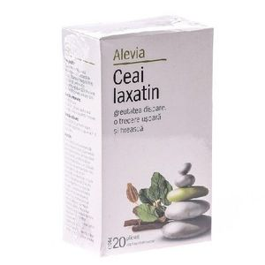 Ceai Laxatin 20dz Alevia imagine