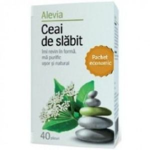 Ceai de Slabit 40dz Alevia imagine