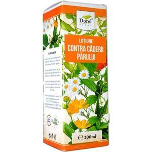 Lotiune Contra Caderii Parului 200ml Dorel Plant imagine