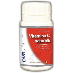 Vitamina C Naturala 60cps imagine