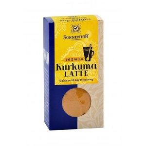 Latte Turmeric cu Ghimbir Eco 60gr Sonnentor imagine