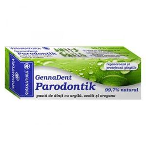 Pasta de Dinti Paradontik 75ml VivaNatura imagine