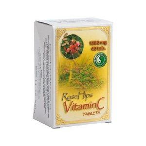 Vitamina C + Macese 40tab Dr.Chen imagine