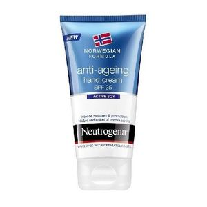 Neutrogena Crema de Maini Anti Ageing SPF25 50ml imagine