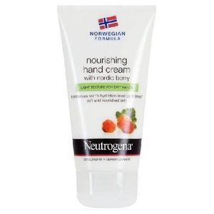 Neutrogena Crema de Maini Nordic Berry 75ml imagine