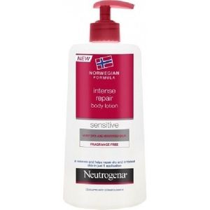 Neutrogena Lotiune Intens Hidratanta - Sensibil 250ml imagine