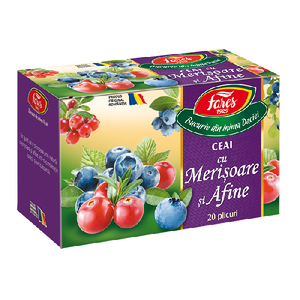 Ceai Afine 20dz Fares imagine
