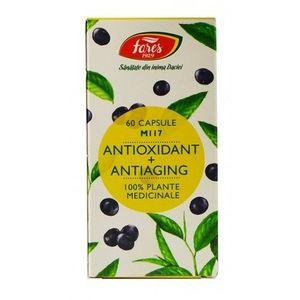 Antioxidant+Antiaging 60cpr Fares imagine