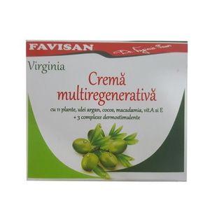 Crema Multiregenerativa 50ml Favisan imagine