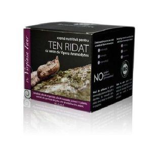 Crema Nutritiva pentru Ten Ridat cu Venin Vipera 30ml Favisan imagine