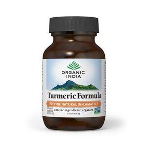 Turmeric Formula 60cps Organic India imagine