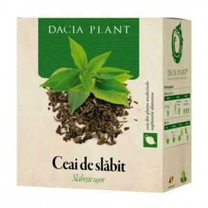 Ceai de Slabit 50gr Dacia Plant imagine