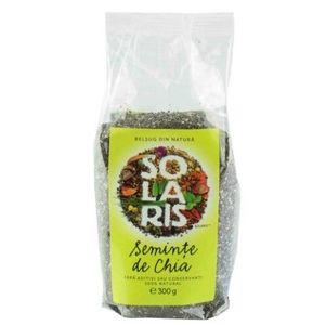 Seminte De Chia 300gr Solaris imagine