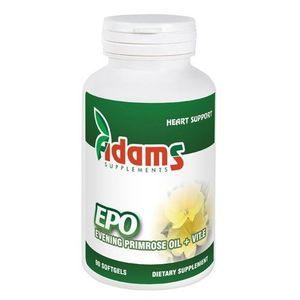 EPO (Evening primrose) 1000mg 90cps. Adams Supplements imagine