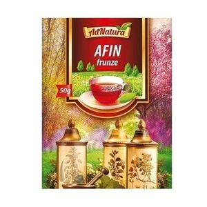 Ceai Afin Frunze 50gr AdNatura imagine