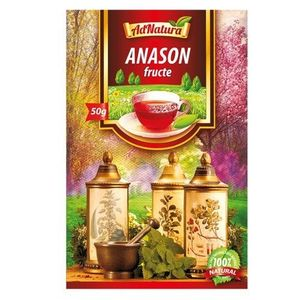 Ceai Anason Fructe 50gr AdNatura imagine
