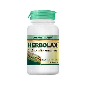 Herbolax Activ 30cps Cosmopharm imagine