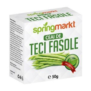 Ceai Fasole Teci 50gr imagine