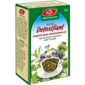 Detoxifiant Ceai dz Fares imagine