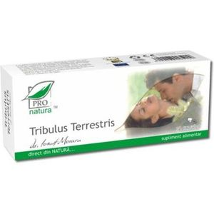 Tribulus Terestris 30cps Pro Natura imagine