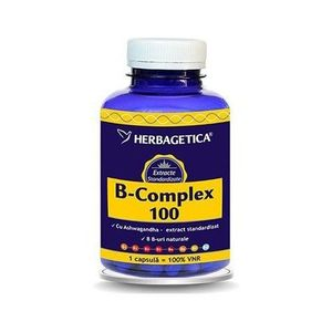 B Complex 100 120Cps imagine