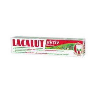 Pasta de Dinti Lacalut Aktiv Herbal, 75ml imagine