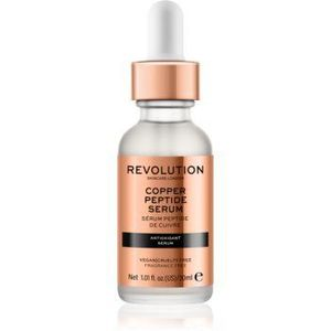 Revolution Skincare Copper Peptide Serum ser antioxidant imagine