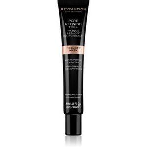 Revolution Skincare Pore Refining Peel masca gel exfolianta pentru pori dilatati imagine