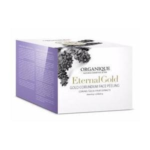 Exfoliant facial cu aur, Organique, 50 ml imagine