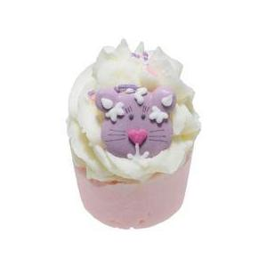 Sare baie Mallow Top Cat, Bomb Cosmetics, 50 gr imagine