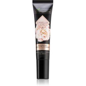 Bielenda Camellia Oil crema pentru ochi cu efect de reintinerire imagine