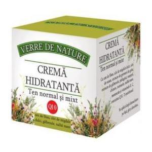 Crema Hidratanta pentru Ten Normal si Mixt Manicos, 50ml imagine
