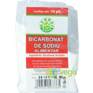 Bicarbonat de Sodiu 100g imagine