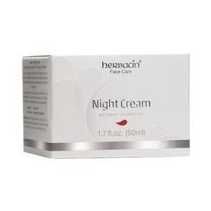 Crema faciala de noapte, regeneranta, Herbacin, 50 ml imagine