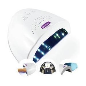 UV Led Nail Lamp 48 W Beautyfor imagine