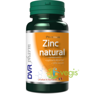 Zinc Natural 60cps imagine