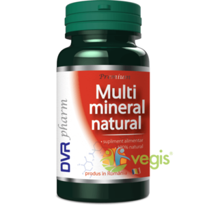Multimineral Natural 30cps imagine