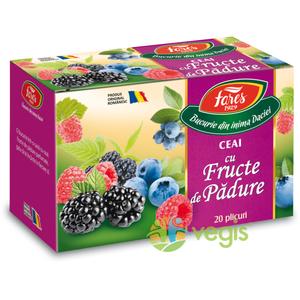Ceai Fructele Padurii 20dz imagine