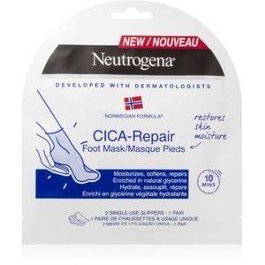 Neutrogena Norwegian Formula® CICA Repair masca hidratanta pentru picioare imagine