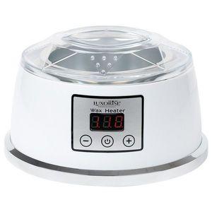 Incalzitor ceara traditionala iSMART WAX PRO 500 ml, LUXORISE - Silver imagine