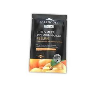 Masca fata, exfolianta, Salthouse, 10 ml imagine